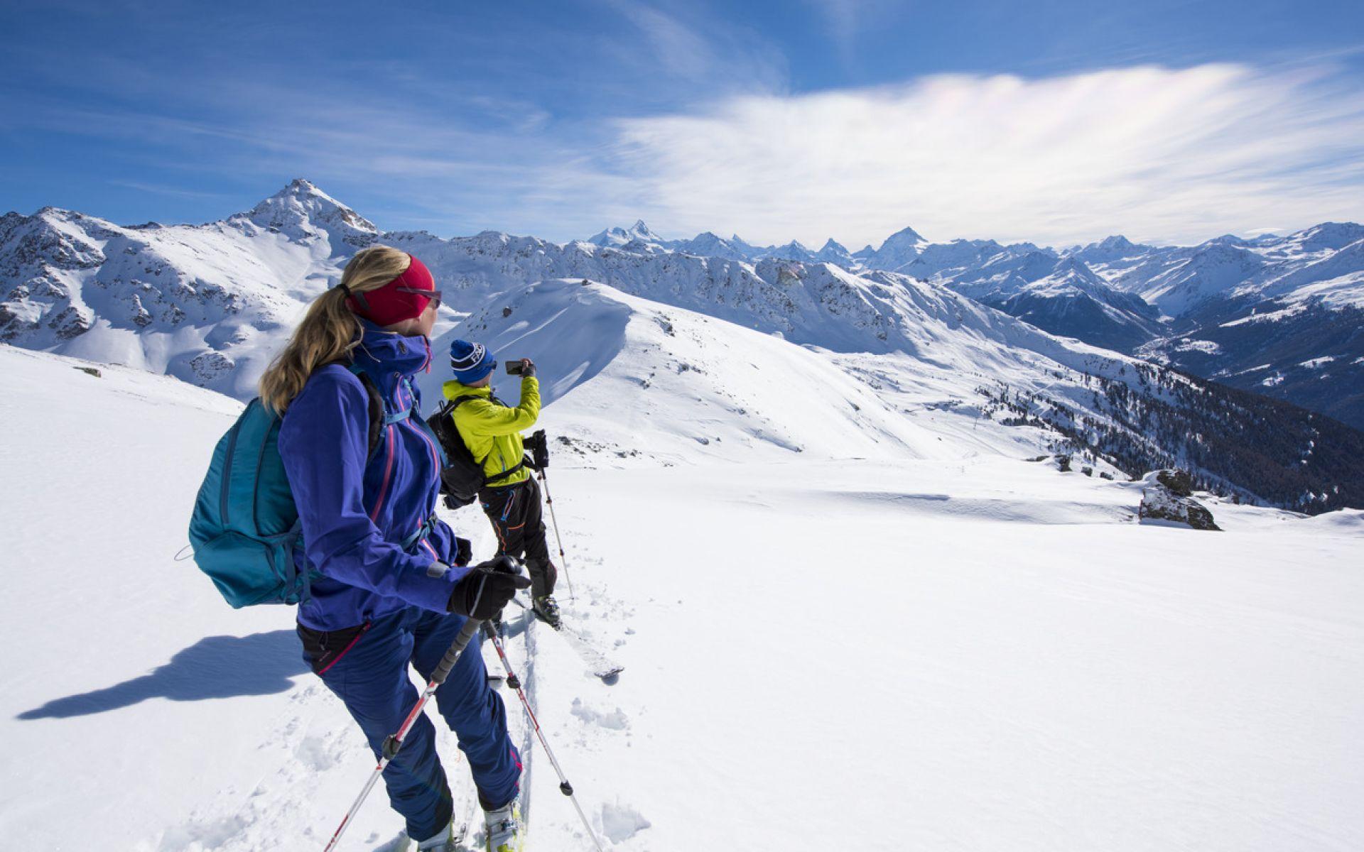 Ski en liberté