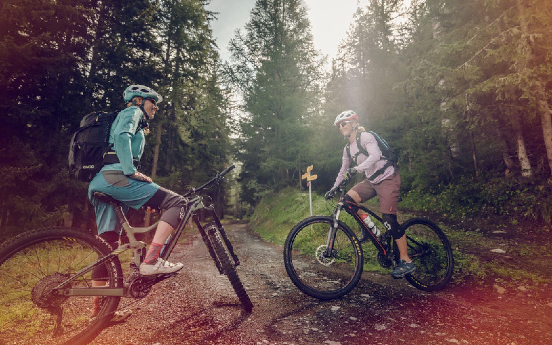 VTT - Vélo - à la découverte du Valais