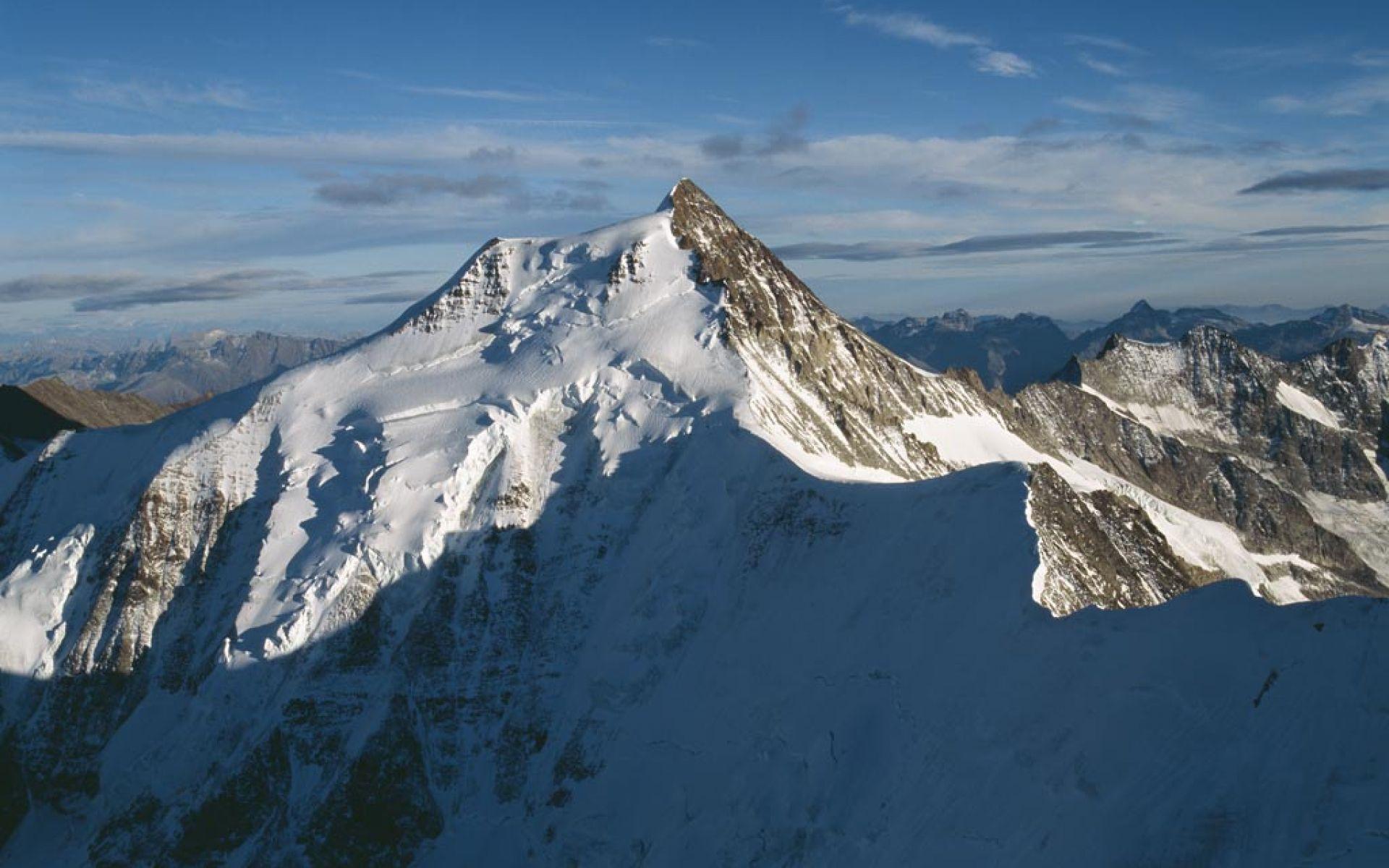Montagnes imposantes